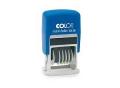 COLOP: Датеры и нумераторы / пластиковые, металлические,ленточные,с бухгалтерскими терминами