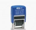 COLOP Штамп с 12 бух. терминами (S120W)3,8мм