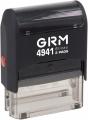 GRM 4941 2 Pads оснастка для штампа 45*24 мм