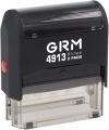 GRM 4913 2 Pads оснастка для штампа 65*25 мм