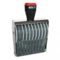 COLOP(12010) Ленточный нумератор 12мм/10 разрядов/выс.шрифта 12м
