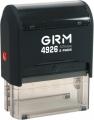 GRM 4926 2 Pads оснастка для штампа 78*40 мм