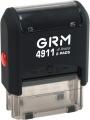 GRM 4911 2 Pads оснастка для штампа 39*15 мм