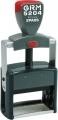 GRM 5204 2 Pads Мет.оснастка для штампа 56х26мм