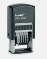 TRODAT 4836 Мини-Нумератор 6 разрядов, 3,8мм