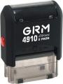GRM 4910 2 Pads оснастка для штампа 26*10 мм
