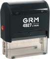GRM 4927 2 Pads оснастка для штампа 60*40 мм
