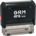 GRM 4916 2 Pads оснастка для штампа 69*10 мм